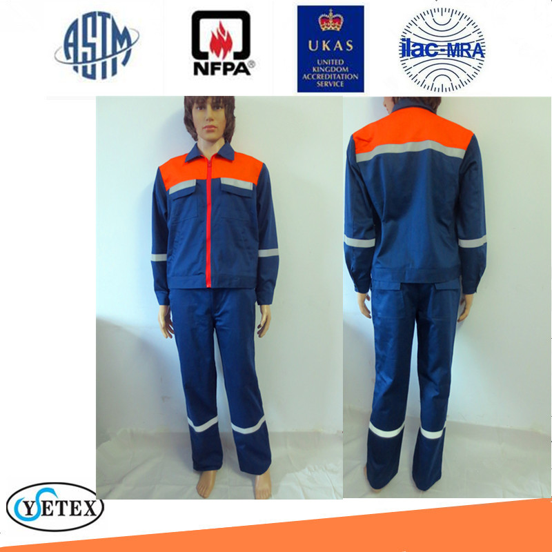 FR antistatic jacketpants