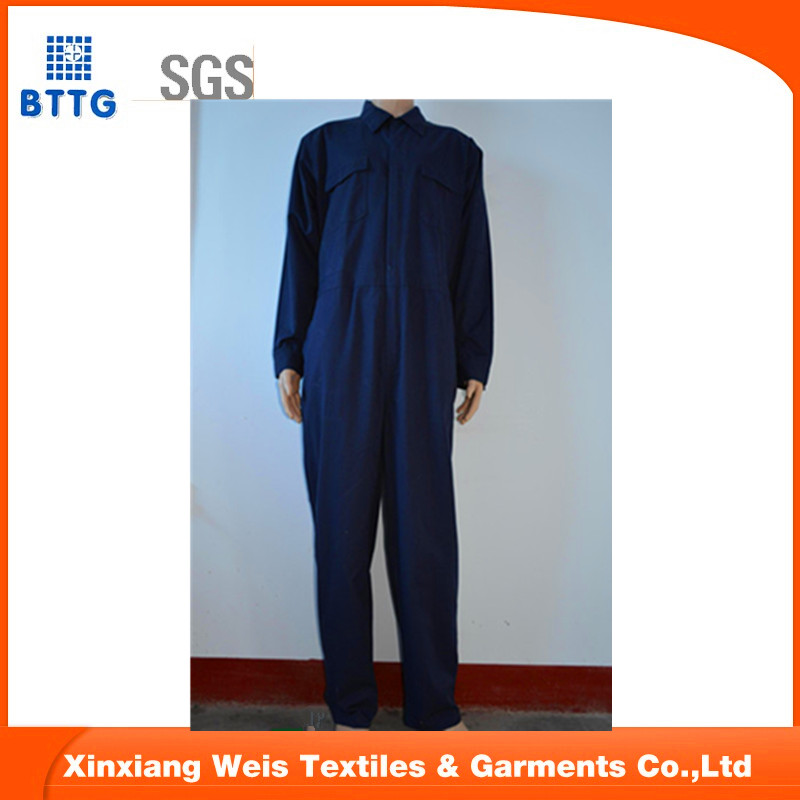 light weight FR cotton coveralls